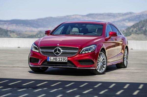 Noul Mercedes CLS facelift