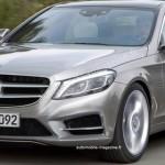 Noul Mercedes E-Class 2016