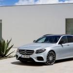 Noul Mercedes E-Class Estate 2016