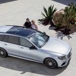 Noul Mercedes E-Class Estate 2016 imagini