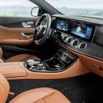 Noul Mercedes E-Class Estate 2016 interior