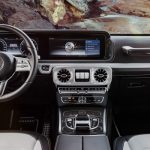 Noul Mercedes G-Class - Gelandewagen interior