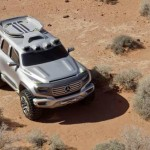 Noul Mercedes G Class facelift - conceptul Ener-G-Force 2