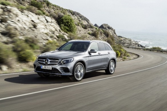 Noul Mercedes GLC