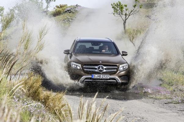 Noul Mercedes GLC imagini