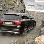 Noul Mercedes GLC in motion
