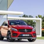 Noul Mercedes GLE Coupe