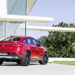 Noul Mercedes GLE Coupe spate