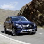 Noul Mercedes GLE - ML facelift