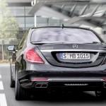 Noul Mercedes-Maybach pentru 2015 spate