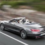 Noul Mercedes S-Class Cabrio - imagini