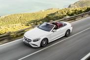 Noul Mercedes S-Class Cabrio - imagini mari