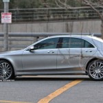Noul Mercedes S Class lateral 2013