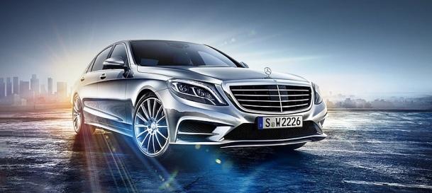 Noul Mercedes S class