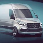 Noul Mercedes Sprinter 2018