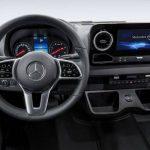 Noul Mercedes Sprinter 2018 interior