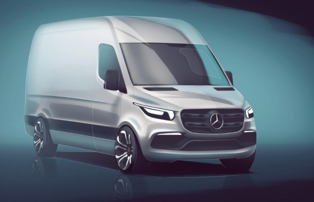 Noul Mercedes Sprinter 2018