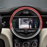 Noul Mini Cooper 2014 consola centrala