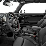 Noul Mini Cooper 2014 interior