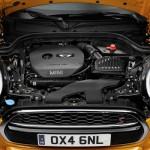 Noul Mini Cooper 2014 motor