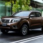 Noul Nissan Navara 2014
