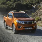 Noul Nissan Navara 2015 imagini