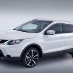 Noul Nissan Qahqai 2 alb