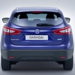 Noul Nissan Qashqai spate