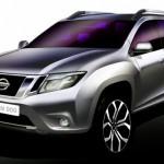 Noul Nissan Terrano