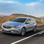 Noul Opel Astra Sports Tourer 2015 poze