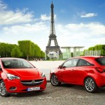Noul Opel Corsa 2015