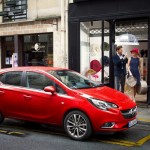 Noul Opel Corsa 2015 lateral