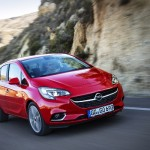 Noul Opel Corsa in motion