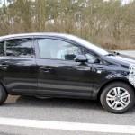 Noul Opel Corsa 2014 spate