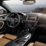 Noul Opel Insignia 2013 facelift interior
