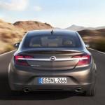Noul Opel Insignia 2013 facelift spate