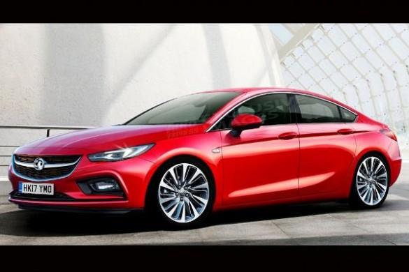 Noul Opel Insignia imagini AutoExpress