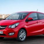 Noul Opel Karl 2015
