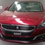 Noul Peugeot 508 2014