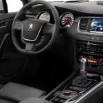 Noul Peugeot 508 2014 va mosteni aproape integral interiorul modelului actual