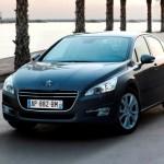 Noul Peugeot 508 2014 - versiunea actuala