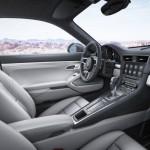 Noul Porsche 911 Carrera 2015 imagini interior
