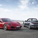 Noul Porsche 911 Carrera 2015 poze oficiale