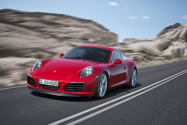 Noul Porsche 911 Carrera S 2015