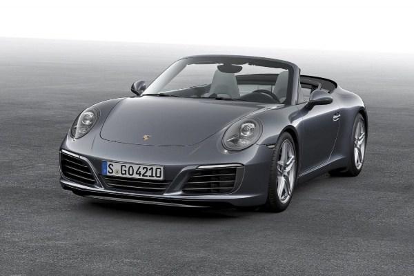 Noul Porsche 911 Carrera cabriolet 2015