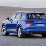 Noua generatie a lui Audi Q7 spate