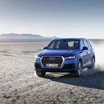 Noua generatie a lui Audi Q7
