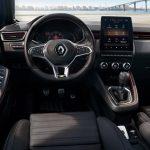 Noul Renault Clio 2019 interior fata