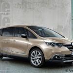 Noul Renault Espace 2014 Autobild.de