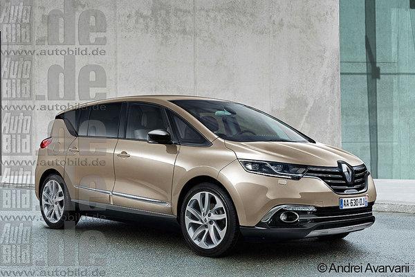 Noul Renault Espace 2014 vrea sa revolutioneze monovolumele